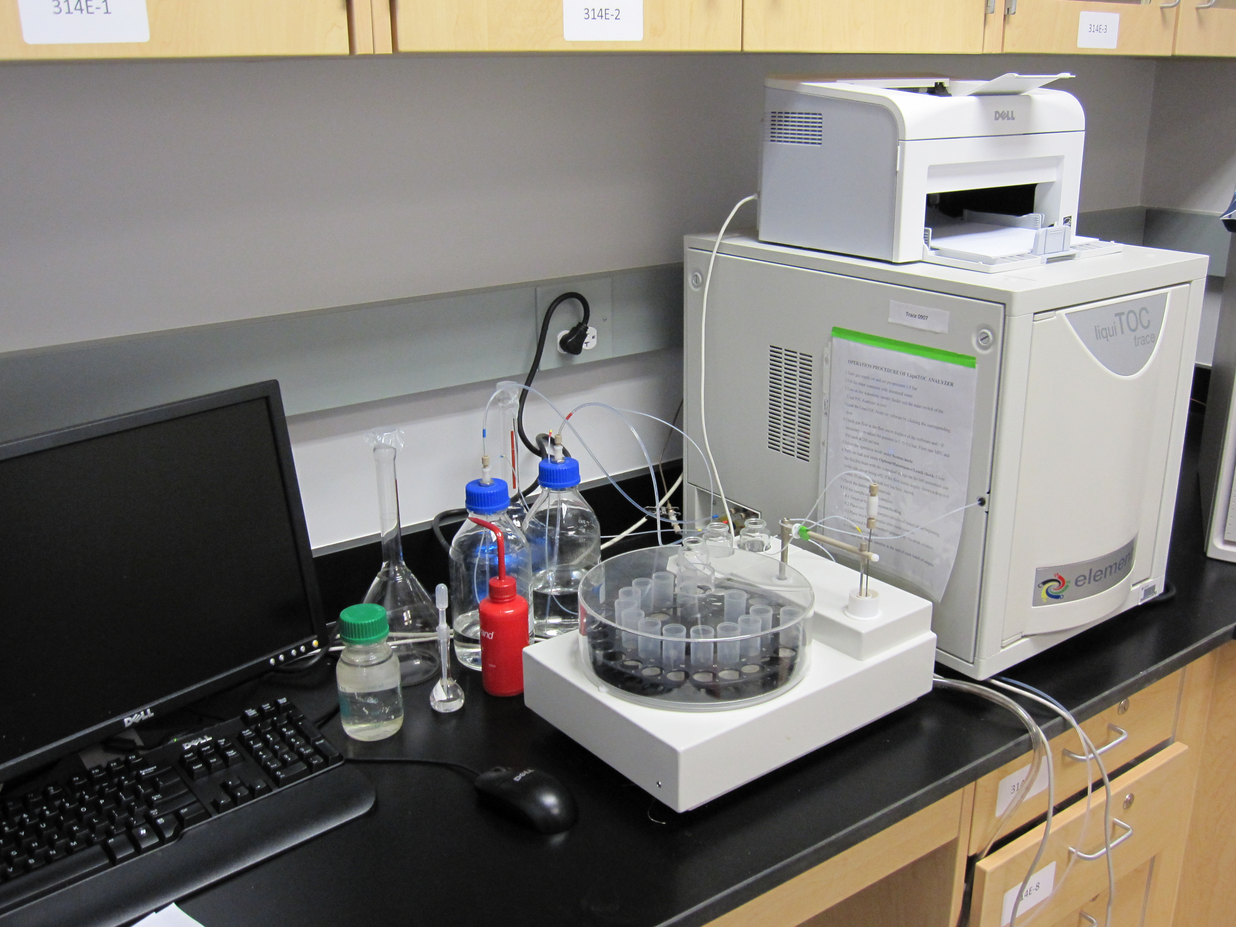 Soil And Water Laboratory Institute Of Food And